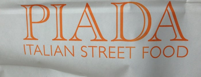Piada Italian Street Food is one of Walterさんのお気に入りスポット.