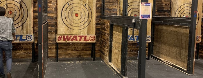 Bad Axe Throwing is one of Priority date places.