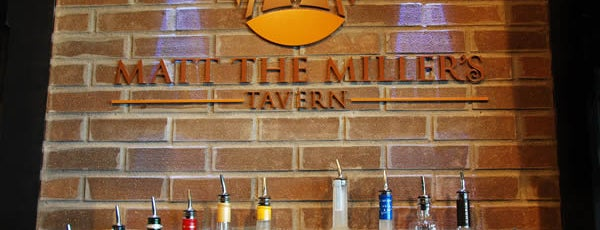 Matt The Miller's Tavern Grandview is one of Columbus greatness.