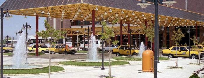 Malatya Şehirler Arası Otobüs Terminali is one of Tempat yang Disukai Seda.