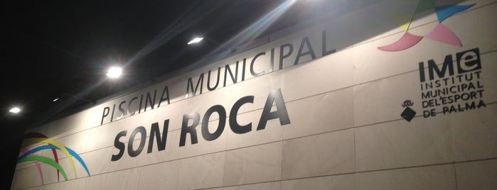 Piscina Municipal Son Roca is one of Orte, die Francisco gefallen.