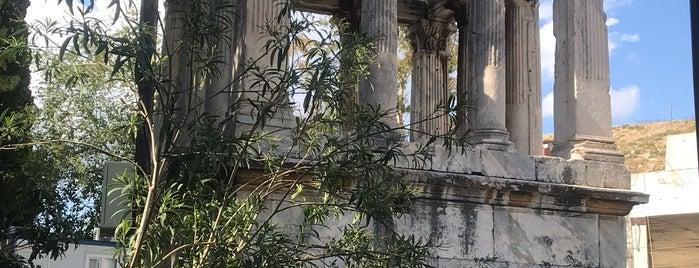 Gümüşkesen Anıtı is one of Gidilecek.