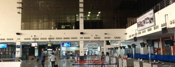 Visakhapatnam International Airport (VTZ) is one of Airports.