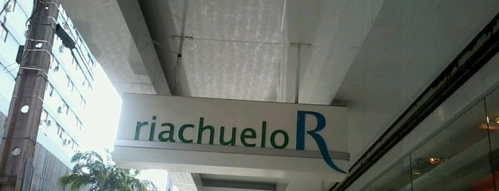 Riachuelo is one of Locais salvos de Joaobatista.