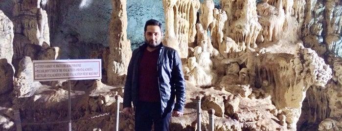 Keloğlan Mağarası is one of D.