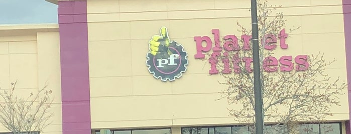 Planet Fitness is one of Karenさんのお気に入りスポット.