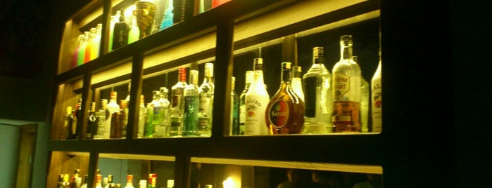 Up Shot Bar is one of Eğlence - Antalya.