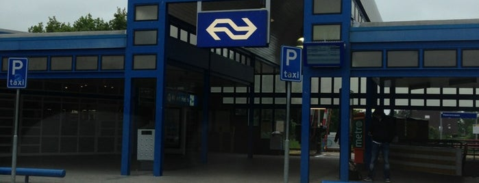 Station Heerenveen is one of Friesland & Overijssel.