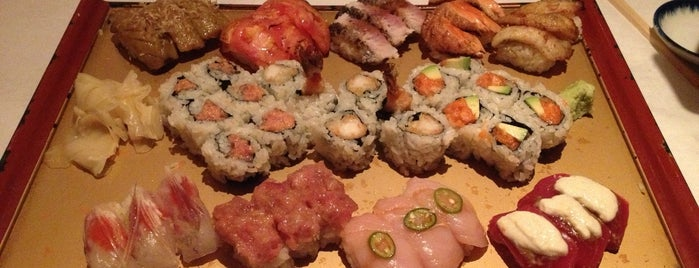 Sushi Seki UES is one of NYC Eats.