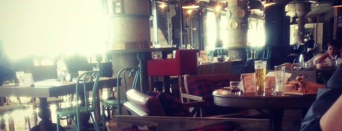 Dandy Cafe is one of Москва.