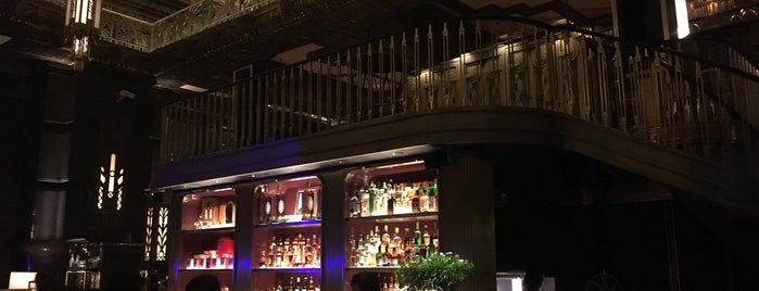 ATLAS Bar is one of Asia's 50 Best Bars 2018.