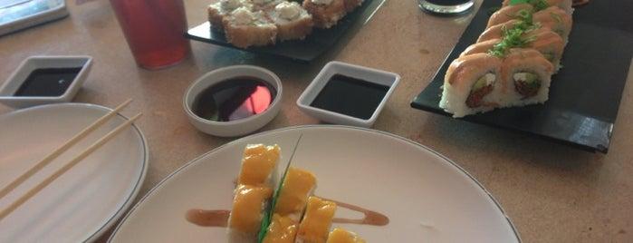 Sushi Co is one of erykacea: сохраненные места.