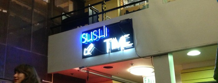 Sushi Time is one of San Francisco.