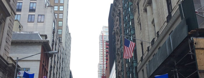 Bastille Day On 60th ST is one of Tempat yang Disimpan JRA.