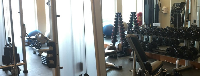 Boca Beach Club Fitness Center is one of Tammy's Liked Places.