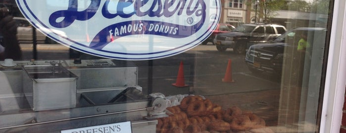 Dreesens is one of Gotta Try Donuts!.