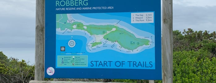 Robberg Nature Reserve & Seal Colony is one of The Garden Route.