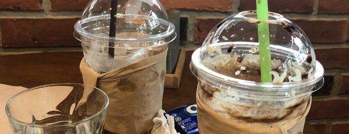 coffee D is one of Hat Yai.