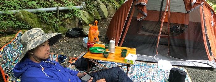 とやのさわオートキャンプ場 is one of Lugares favoritos de kzou.