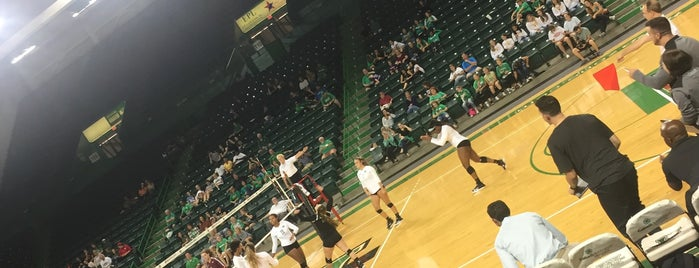 Cam Henderson Center is one of NCAA Division I Basketball Arenas/Venues.