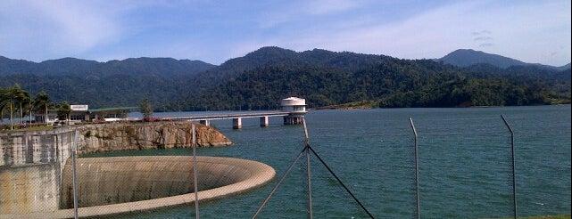 Empangan Kuala Kubu Bharu is one of Go Outdoor, MY #6.