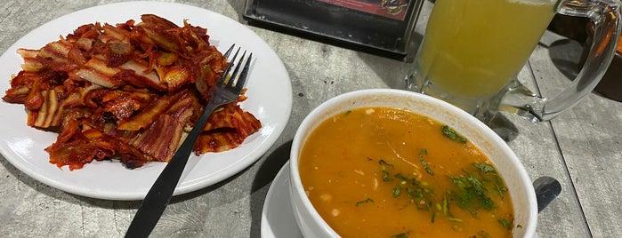 Tacos El Pata is one of Orte, die Armando gefallen.