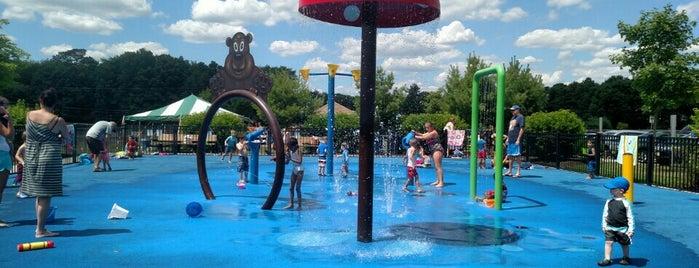 Monroe Twp. Veteran's Park is one of Family Fun.