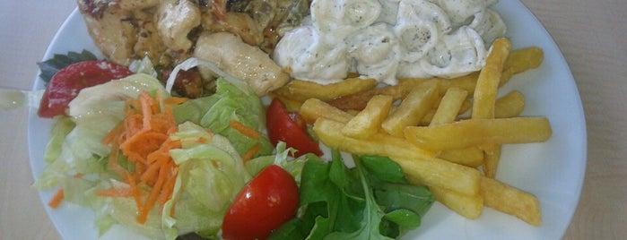 Bros' Café is one of Posti che sono piaciuti a Önder.
