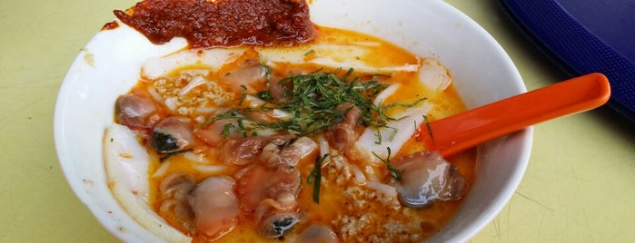 Sungei Road Laksa 結霜橋叻沙 is one of Old Time Faves: Singapore.