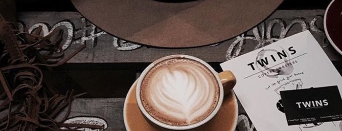 Twins Coffee is one of Volkanさんのお気に入りスポット.