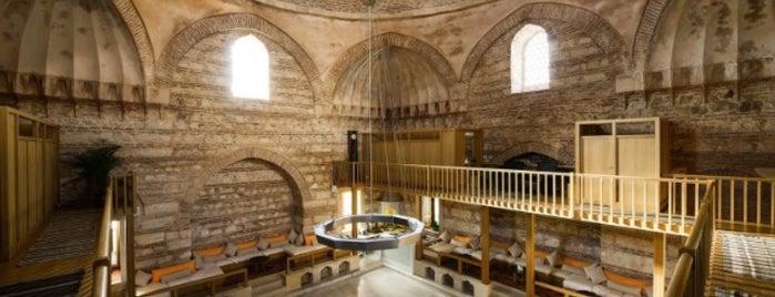 Hüsrev Kethüda Tarihi Ortaköy Hamamı is one of Buz_Adam 님이 좋아한 장소.