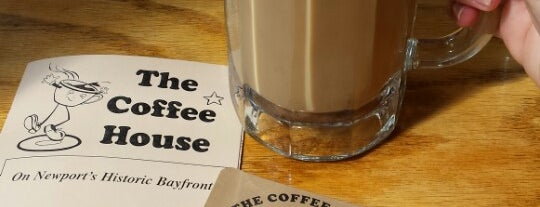 The Coffee House is one of Lugares guardados de Zack.
