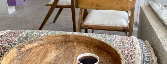 SALIRA is one of Coffee.