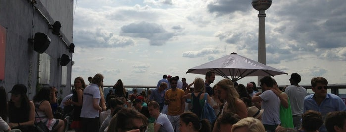 Roof Garden | house of weekend is one of U-Bahn Bar Map.