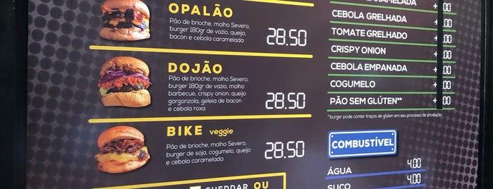 Severo Garage is one of Locais curtidos por Paula.