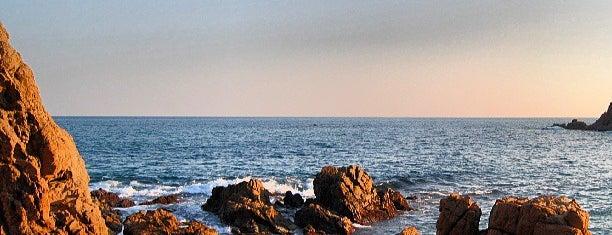 Cala Bona / Sant Francesc is one of Tempat yang Disukai Ana.