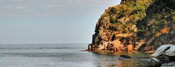 Cala Porto Pi is one of Playas de España: Cataluña.