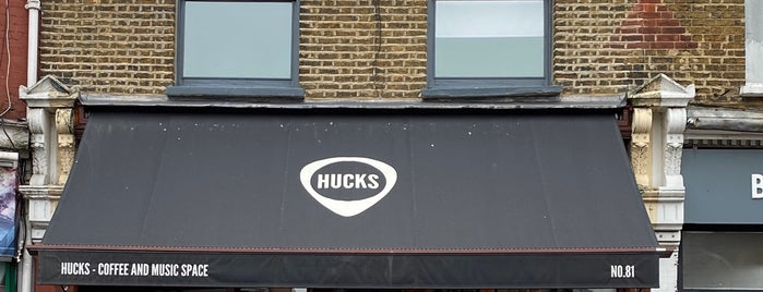 Hucks is one of The Awesomestow List.