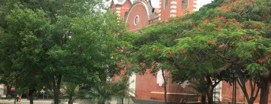 Igreja de Nossa Senhora da Boa Morte e Assunção is one of Locais curtidos por Leandro.