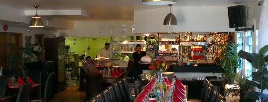 Cornelius Restaurant is one of London Food.
