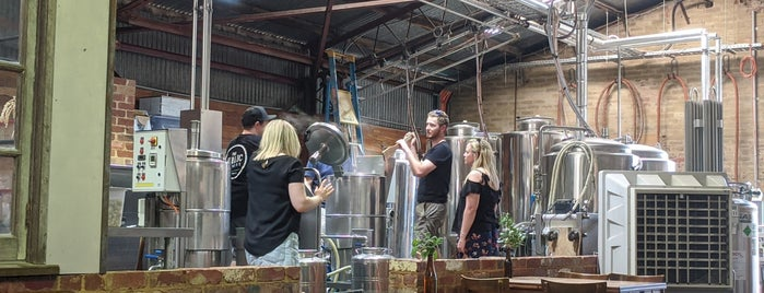 The Public Brewery is one of Beer Melbourne.
