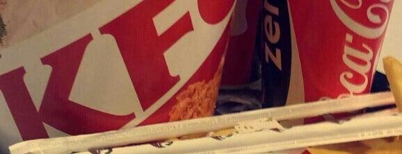 KFC is one of Lieux qui ont plu à Serdar Gultekin.