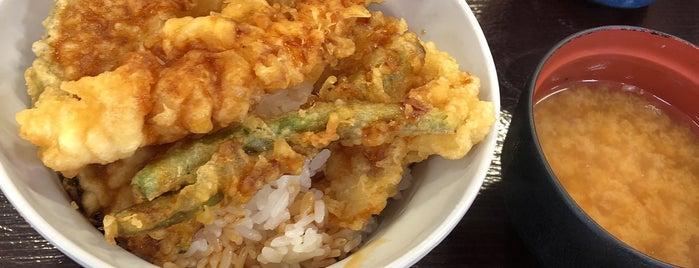 Tenya is one of チケットレストラン食事券が使える.
