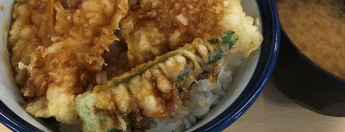 Tenya is one of チケットレストラン食事券が使える店.