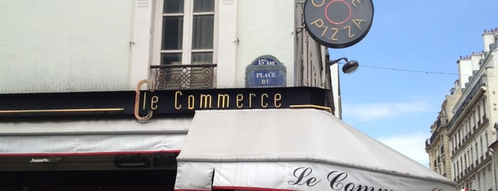 Le Commerce Café is one of Dimitrie 님이 저장한 장소.