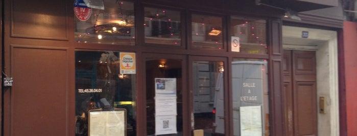 Escale à Phu Quoc is one of Paris Restaurants.
