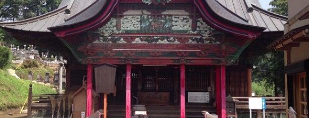 白岩山 長谷寺 (白岩観音) is one of Takasaki.