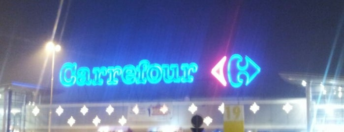 Carrefour is one of Raduさんのお気に入りスポット.