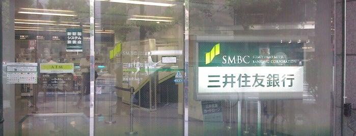 三井住友銀行 堺筋本町出張所 is one of 銀行.