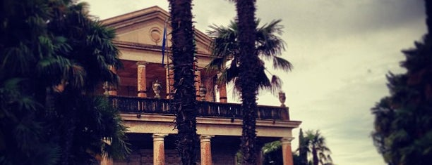 Villa Cortine Palace Hotel is one of Bhavさんのお気に入りスポット.